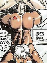 28 porn comics about lady...