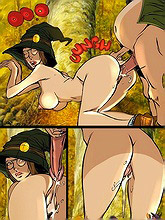 ^Witch Cartoons Cartoon...